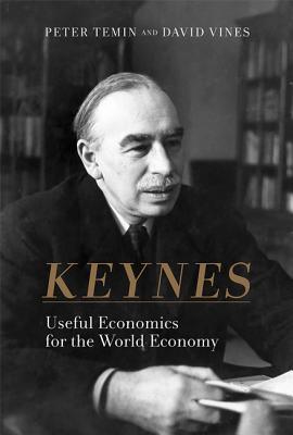 Keynes By Temin, Peter/ Vines, David