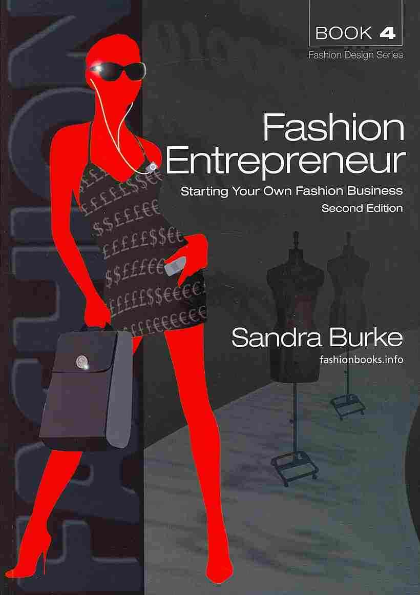 Fashion Entrepreneur By Burke, Sandra
